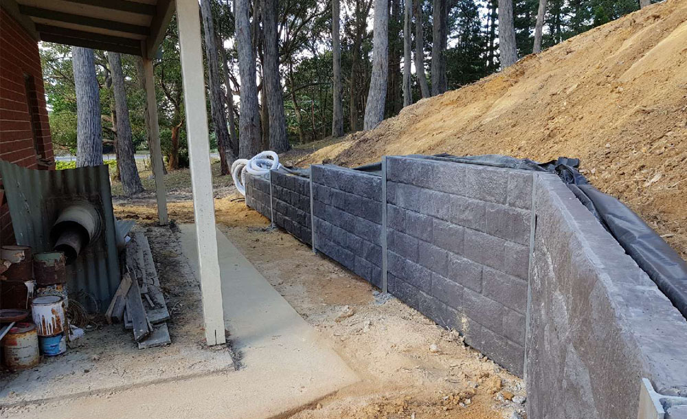 retaining wall builder sydney